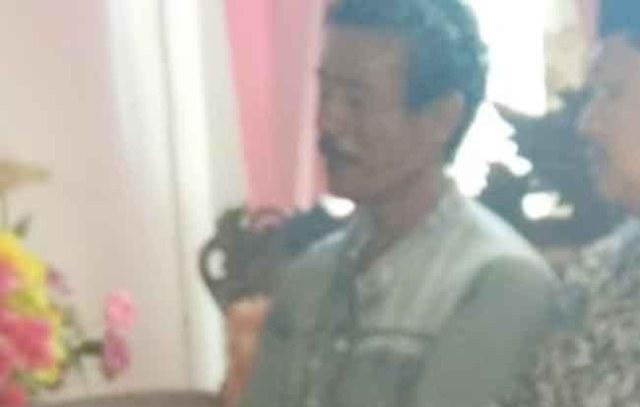 Pelaku saat diamankan. Foto: Jambidaily.com