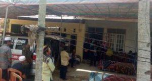 Korban di Rumah Duka. Foto: DM IG/@ranah_kincai