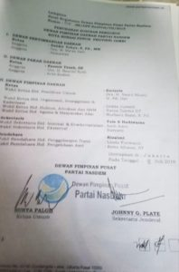 SK NasDem Kota Sungai Penuh