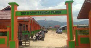 Gerbang SMA Negeri Sungai Penuh
