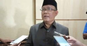 Kepala Badan Kepegawaian dan Pengembangan Sumber Daya Manusia, Waldi Bakri. Foto: Penajambi.com