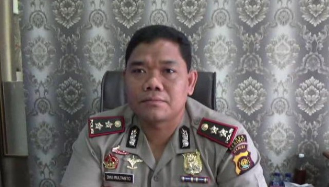Kapolres Kerinci AKBP Dwi Mulyanto