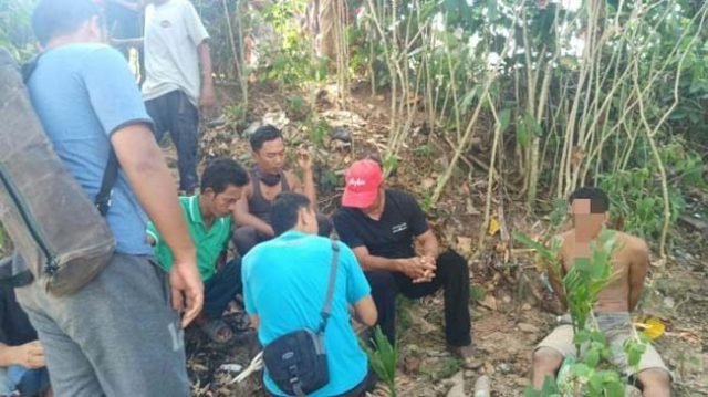 Penangkapan pelaku Bandar Sabu di Tebo