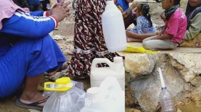 Photo of Di Bungo Ada Air Ajaib Keluar dari Batu