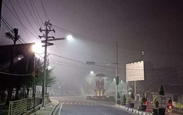 Photo of Kabut Asap di Kota Jambi Semakin Pekat