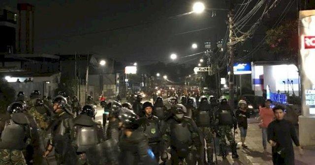 Photo of Video Viral Polisi Teriaki TNI di Mess Pati TNI AL