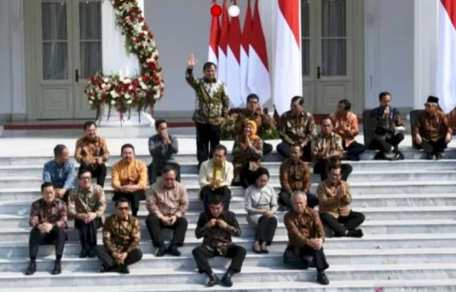Photo of 7 Titah Presiden Jokowi ke Menterinya