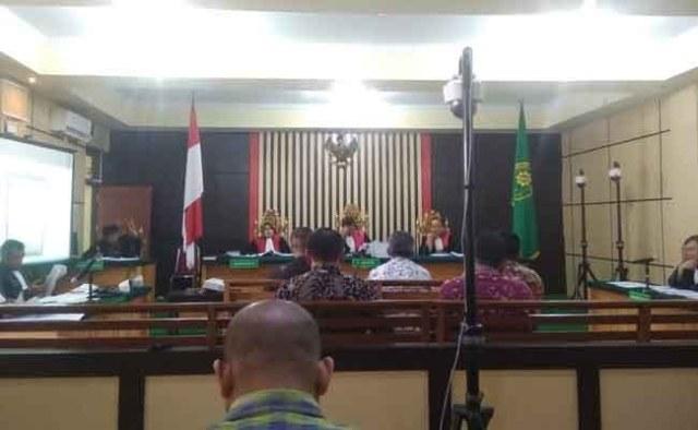 Photo of KPK Hadirkan 7 Saksi dalam Sidang Kasus Suap APBD Jambi