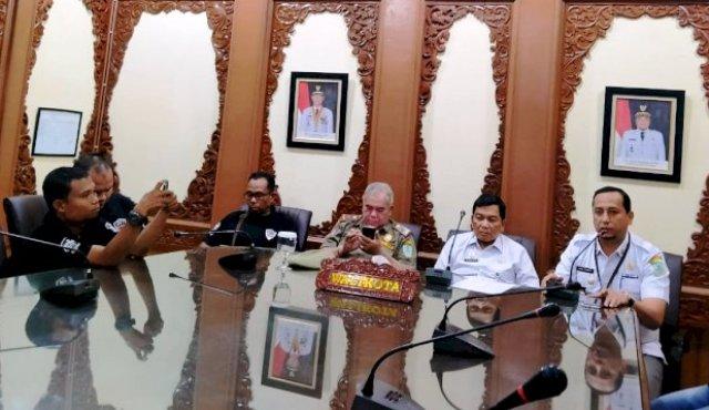 Photo of 37 Jurnalis Diberangkatkan Pemkot Jambi Untuk Studi Banding ke Batam
