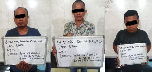 Photo of Ini Dia ASN dan Honorer Tertangkap Narkoba Muaro Jambi