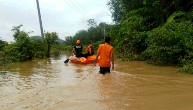 Photo of BREAKING NEWS!! Kondisi Terkini Banjir Rantau Pandan Bungo
