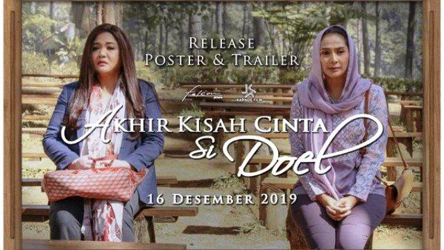 Photo of Akhir Kisah Cinta Si Doel Tayang 23 Januari 2020