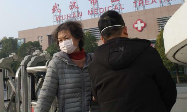 Photo of Kemenkes Ingatkan Belum Ada Vaksin Untuk Virus Corona dari China