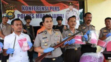 Photo of HS Tembak dan Tikam Dada Korban di Muaro Jambi
