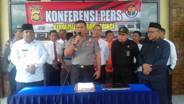 Photo of 3 Pelaku Curanmor yang Ditangkap, Ternyata Satu DPO Kabur Dari Lapas Dengan Hukuman Mati