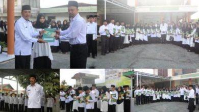 Photo of 42 Orang PAI Non PNS Kemenag Kota Sungai Penuh Terima SK