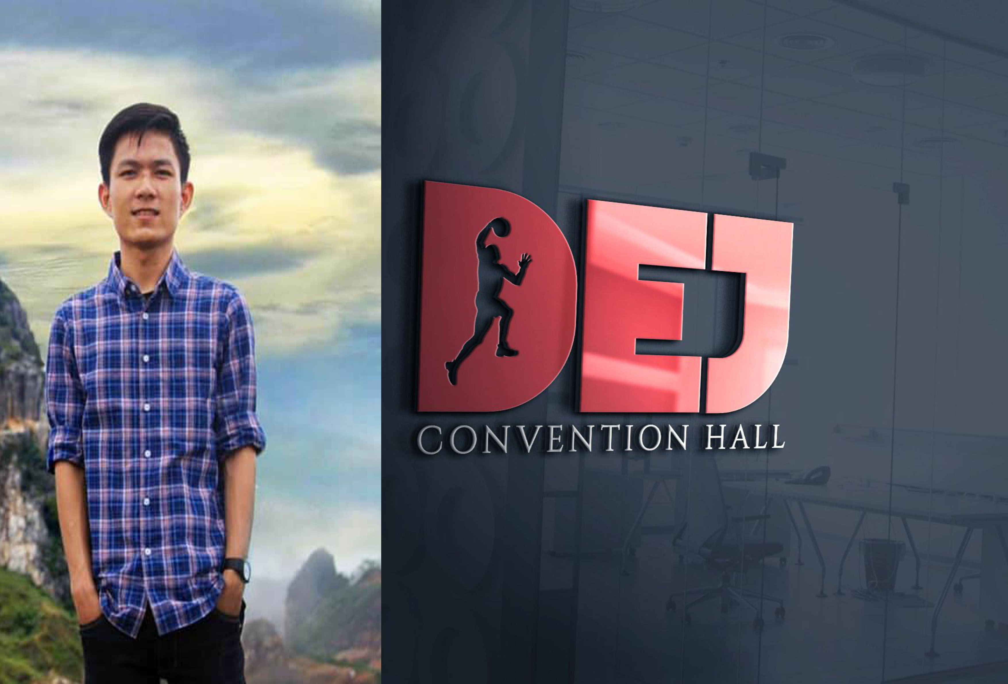 Photo of Juara Sayembara Logo Dej Convention Hall, Rahmad Ashar: Pisau Jika Tak Diasah Akan Tumpul