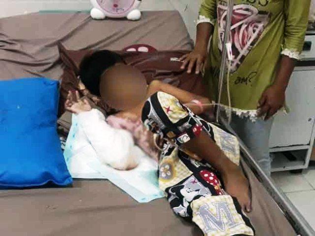 Photo of Sadis! Ayah Tiri di Muaro Jambi Diduga Bakar Anaknya, Korban Selamat