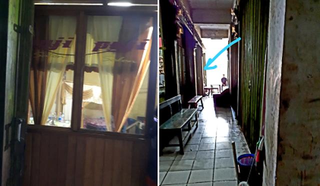 Photo of Ini Foto Lokasi Salon Fuji Kincai Plaza Tempat Meninggalnya Warga Siulak
