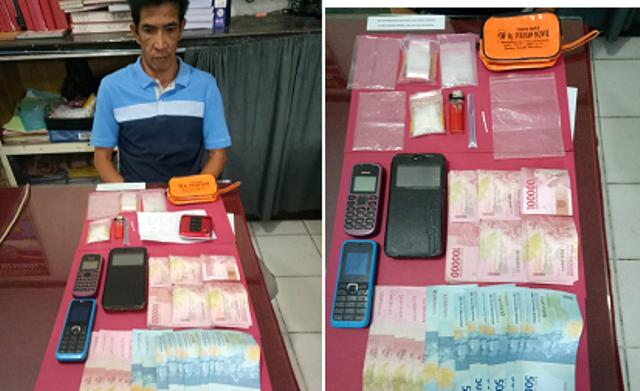 Photo of Transaksi Sabu, Mardianto Warga Lubuk Suli Kerinci Diciduk Polisi