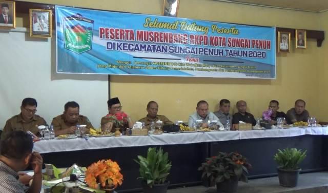 Photo of Kecamatan Sungai Penuh Prioritaskan Bangun Kantor Camat