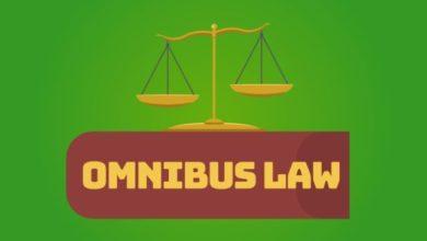 Photo of Hiruk-pikuk Omnibus Law
