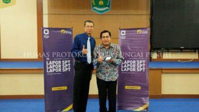 Photo of Wako AJB Himbau SKPD Taat Pajak
