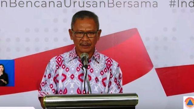 Photo of Achmad Yurianto Minta Masyarakat yang Merasa Tertular Covid-19 Jangan Panik