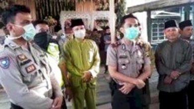 Photo of Antisipasi Penyebaran Corna, Dua Resepsi Pernikahan di Sekernan Dibatalkan Polisi