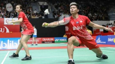 Photo of Wakil Indonesia Pertama Semifinal All England 2020