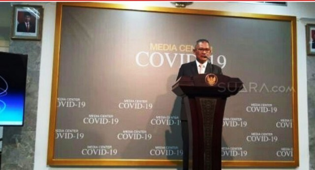 Photo of Update Pasien Corona 5 April Capai 2.273 Positif, 164 Sembuh dan 198 Meninggal