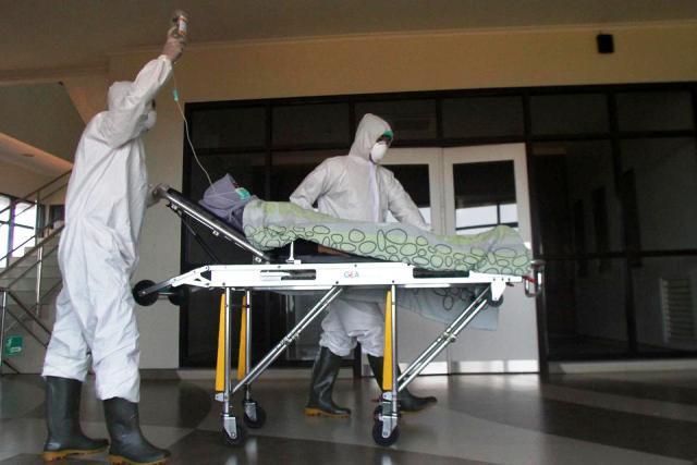 Photo of Satu Pasien Asal Muara Bungo Meninggal