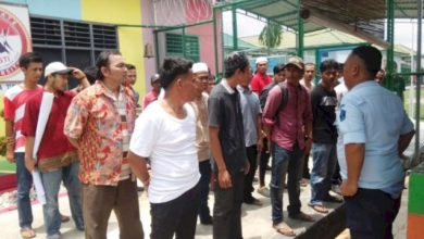 Photo of Pesan Kalapas Untuk 44 Napi di Tanjab Barat yang Dibebaskan, Jangan Keliaran di Luar