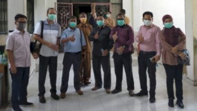 Photo of Anggota DPRD Muaro Jambi Jalani Rapid Test Corona