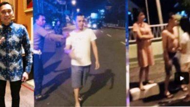 Photo of Oknum Anggota DPRD Sumbar Dalam Kondisi Mabuk Tantang TNI Berpangkat Kolonel