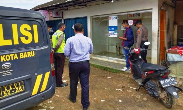 Photo of ATM BNI di Mayang Jambi Dibobol Maling