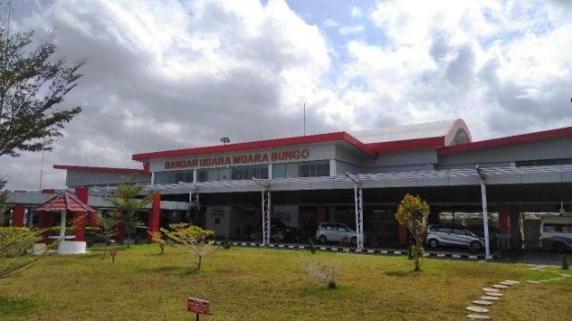 Photo of Bandara Muara Bungo Ditutup Hingga 31 Mei 2020 Terkait Pencegahan Corona