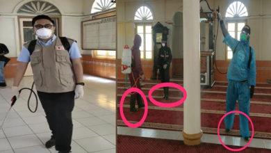 Photo of Pertama Di Sungai Penuh Fikar Azami, Masuk Masjid Kok Pakai Sepatu? Adab Diatas Ilmu BroOO…
