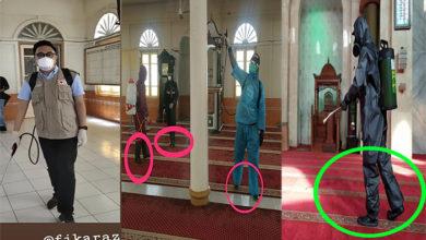 Photo of Menanggapi Permintaan Maaf Fikar Azami,Memakai Sepatu Kedalam Masjid DEJ: Mantap Ini Baru Laki-Laki