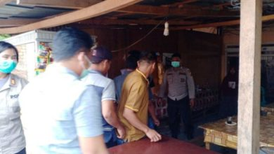 Photo of Hots News! Polsek Air Hangat Gerebek Warung Main Domino Semurup