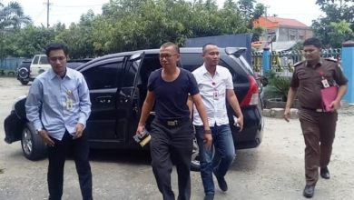 Photo of Mantan Kadis PMD Tebo Dituntut  4.6 Tahun Penjara