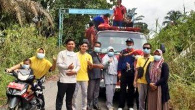 Photo of Gugus Tugas Covid-19 Semprotkan Disinspektan Dikecamatan Tabir Ulu Cegah Virus Corona