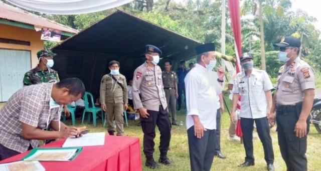 Photo of Petugas di Tiga Posko Perbatasan Sudah Aktif dan Siap 24 Jam