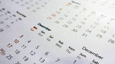 Photo of Revisi Daftar Libur-Cuti Bersama 2020 Terkait Corona