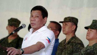 Photo of Rodrigo Duterte Ancam Tembak Mati Pelanggar Lockdown