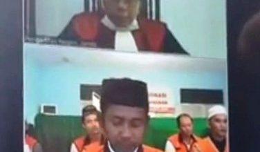 Photo of Pasangan Kekasih Bawa 2.8 Kg Sabu Untuk Modal Nikah di Jambi Dituntut 18 Tahun Penjara