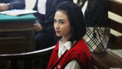 Photo of Vanessa Angel Diancam Hukuman 5 Tahun Penjara Terkait Terlibat Kasus Narkoba