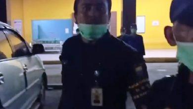 Photo of Oknum Security RSUD Raden Mattaher Mengancam Wartawan Kompas TV saat Meliput Pasien Positif Corona