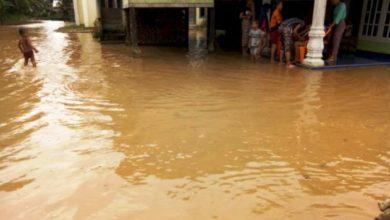 Photo of Banjir Landa Rumah Warga di Kecamatan Tabir Merangin
