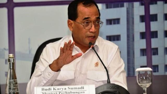 Photo of Menhub Budi Karya Sumadi Dalam Kondisi Sehat, Ini Klarifikasinya